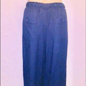 Blue Women  Pants M COLLECTION  Women's Pants 20WP